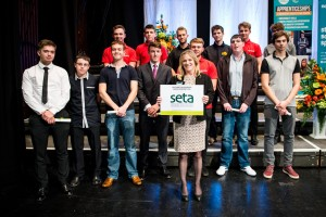 Apprentices from SETA