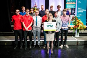 More Apprentices from SETA