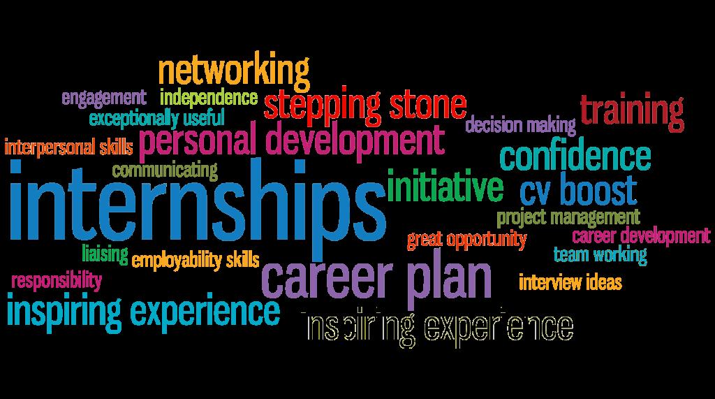 Internships graphic