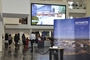 City of Opportunity (Photo by Southampton Solent University)