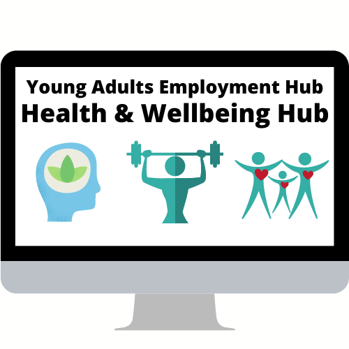 Health and Wellbeing Hub icon