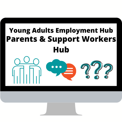Parents and Professionals Hub Icon