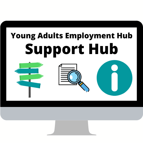 Support Hub icon